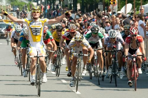 Andre Greipel Wins TD Bank Philadelphia International Cycling Championship