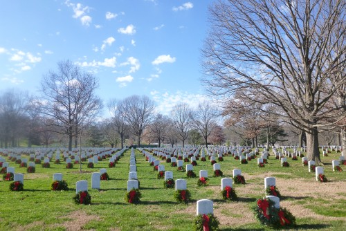 Arlington National Cemetery, December 2011